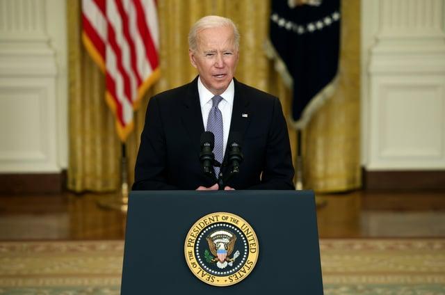 Britain should follow President Joe Biden'slead on tax, writes Rachel Reeves.