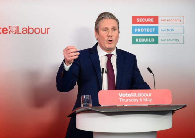 Labour leader Sir Keir Starmer is being urged to be more specific on Brexit.