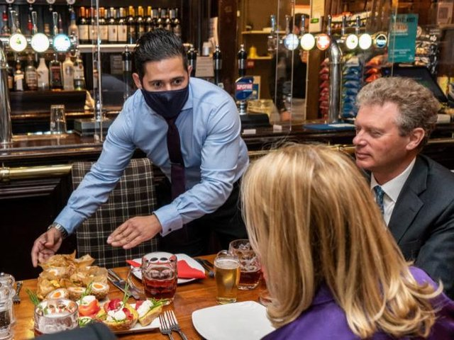 Hospitality businesses across Yorkshire are struggling to hire enough staff to meet a surge in demand
