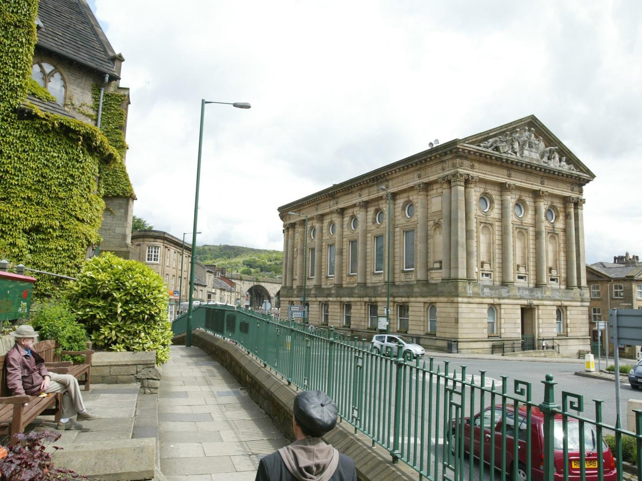 Todmorden residents urged to socialise outdoors after ...