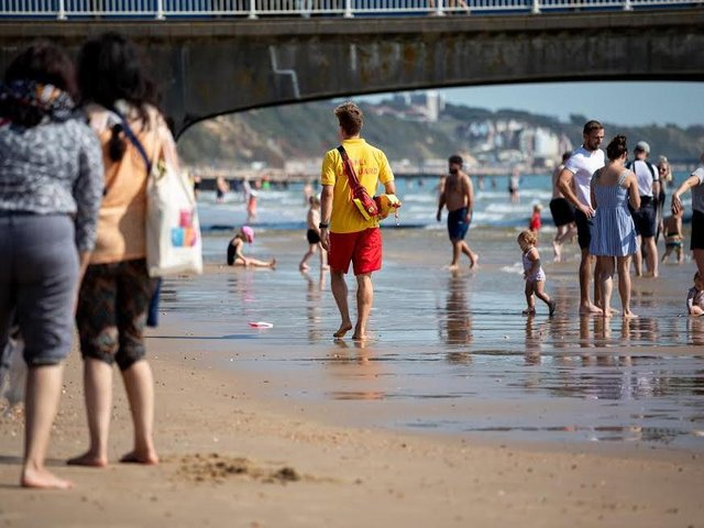 As the RNLI prepares for an exceptionally busy summer, visitors to coastal areas are being encouraged to plan their trips and access beach safety advice online