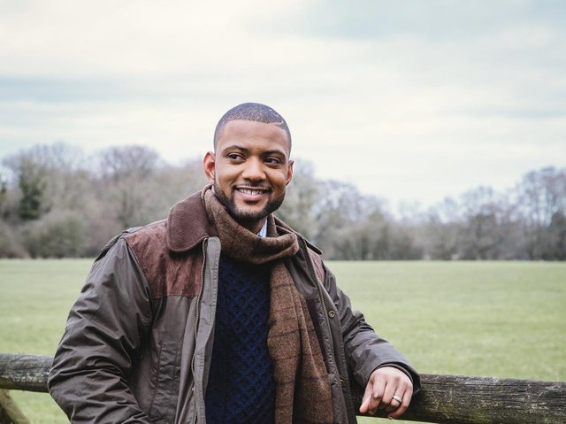 JB Gill started out as a pop star and now he's a well known farmer and TV presenter. (Picture: Edmund Dabney)