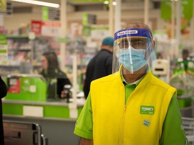 Asda and Morrisons shop staff should not get their hopes up over compensation