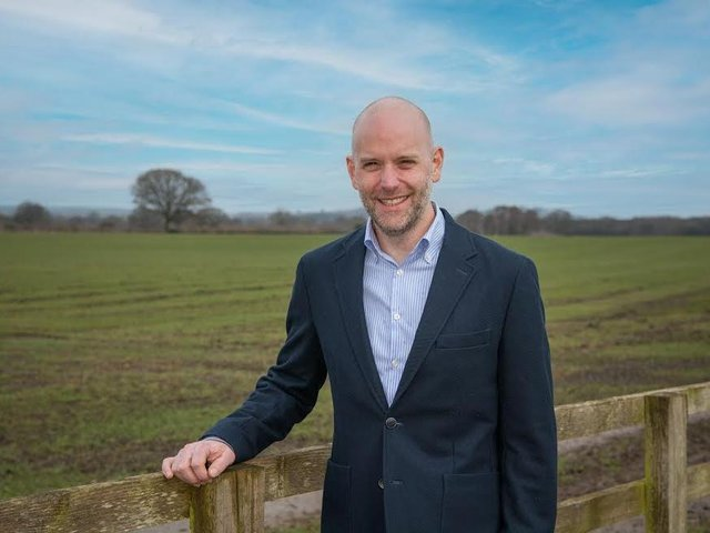 Rufus Salter, MD of Firma, said 30 agricultural sites have already been identified for solar farms