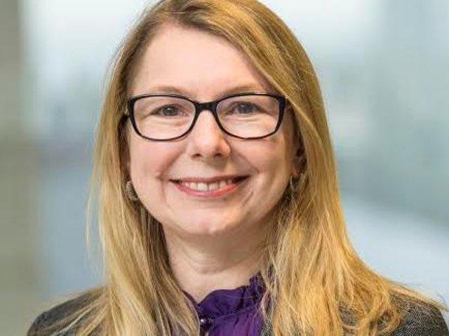 Suzanne Robinson, EY's Yorkshire managing partner