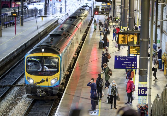 Should improvements to trans-Pennine rail services take precedence over HS2?
