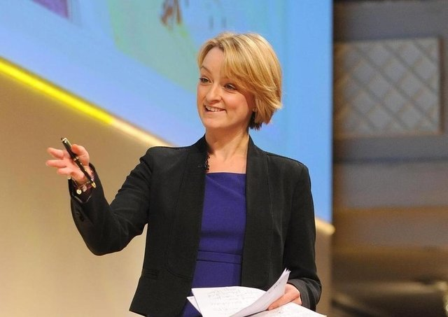 Laura Kuenssberg is political editor of the BBC.