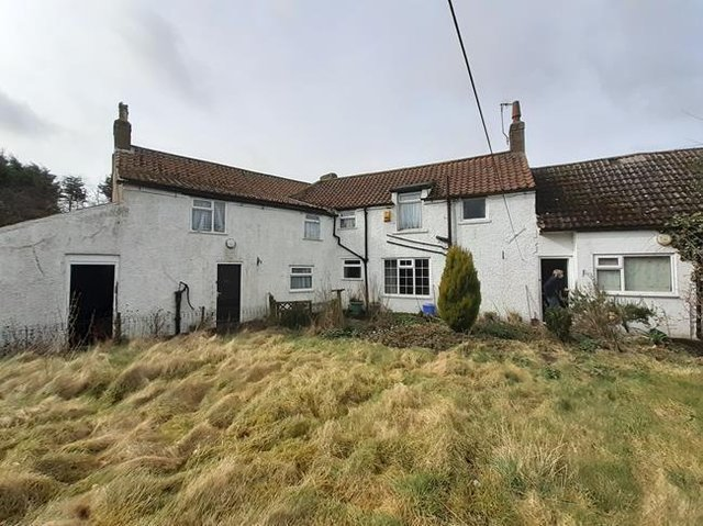 Verwell House Farm includes 1.5 acres of land