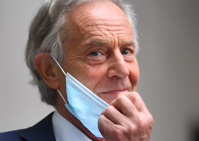 Tony Blair remains an advocate of ID cards.