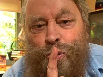 Brian Blessed is going silent for one day to raise money for charity (Credit: SWNS)