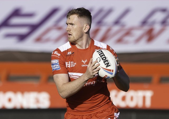REPAYING THE FAITH: Former Bradford Bulls youngster Rowan Milnes has impressed at Hull KR. Picture: Allan McKenzie/SWpix.com