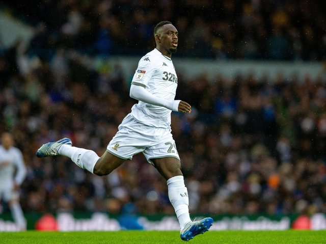 UNWANTED: Jean-Kevin Augustin did not impress on loan at Leeds United