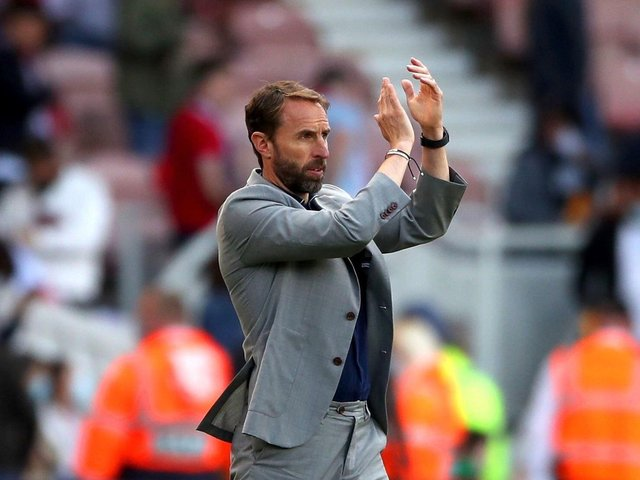 England manager Gareth Southgate has a large, annual gas and electric bill thanks to his historic home, which will cost more to heat .