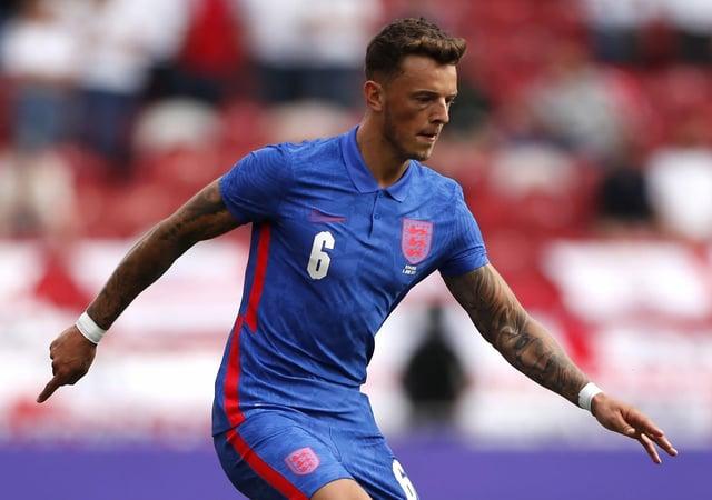 England's Ben White. Photo: Lee Smith/PA Wire.