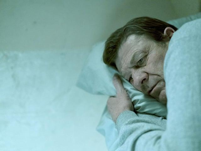 Sean Bean as Mark Cobden. Picture: PA Photo/BBC/James Stack.
