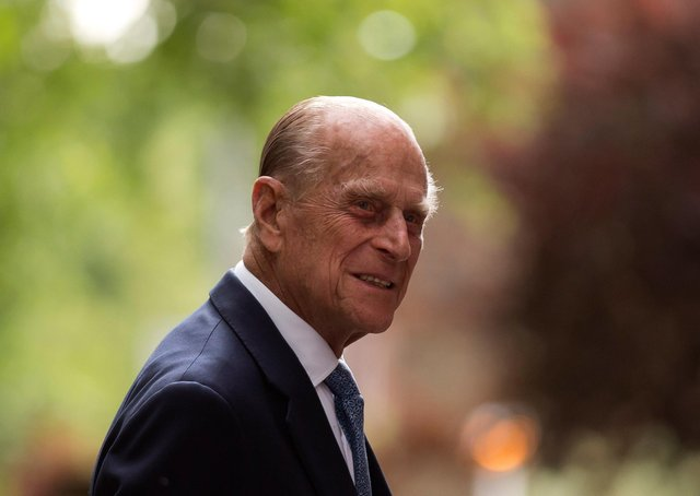 Today would have been the Duke of Edinburgh's 100th birthday.