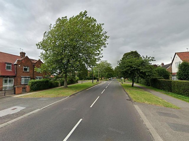 The man was found to have fallen from his bicycle in Askham Lane at around 1pm on Tuesday, June 8.