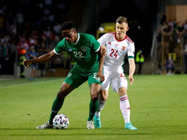DEBUT: Rotherham United's Chiedozie Ogbene