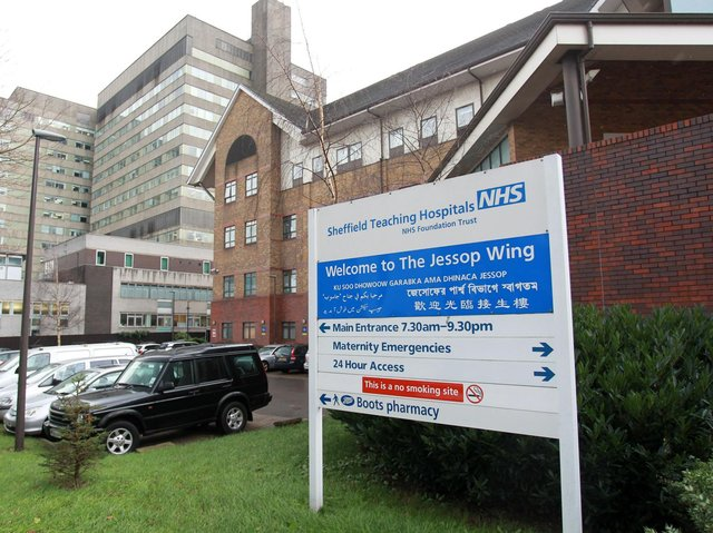 """The report found services at the Jessop Wing did not provide """"the standard of care women should be able to expect"""""""