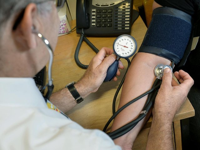 Face-to-face appointments were avoided by GPs during the coronavirus pandemic