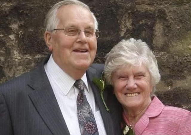 Ron and Joan Senior