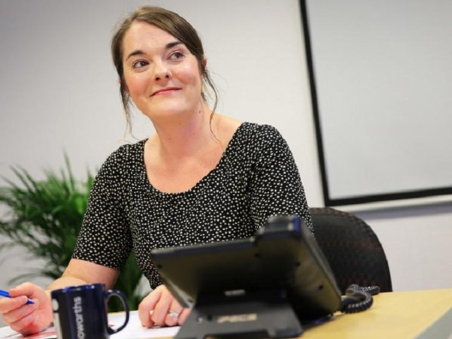 Charlotte Geesin is head of employment law at Cleckheaton-based Howarths.