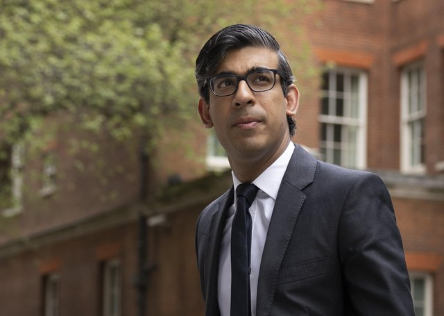 Chancellor Rishi Sunak is under pressure over the decision not to fund the schools catch-up plan.