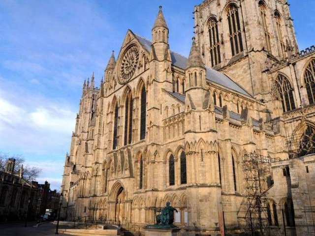 A statue of Her Majesty The Queen is set to be installed at York Minster.