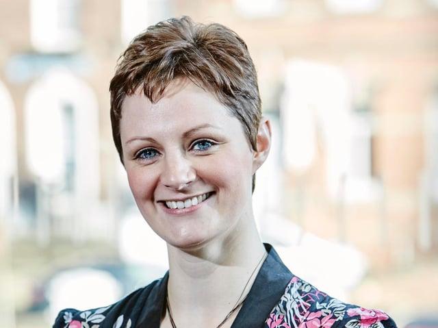 Professor Sarah Underwood, Director of External Engagement, Leeds University Business School