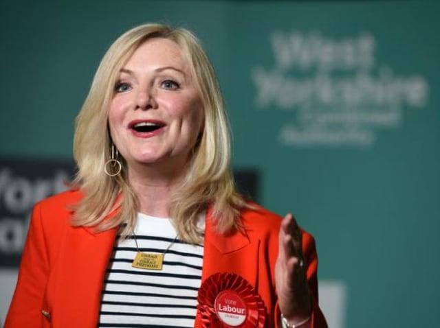 Mayor of West Yorkshire Tracy Brabin