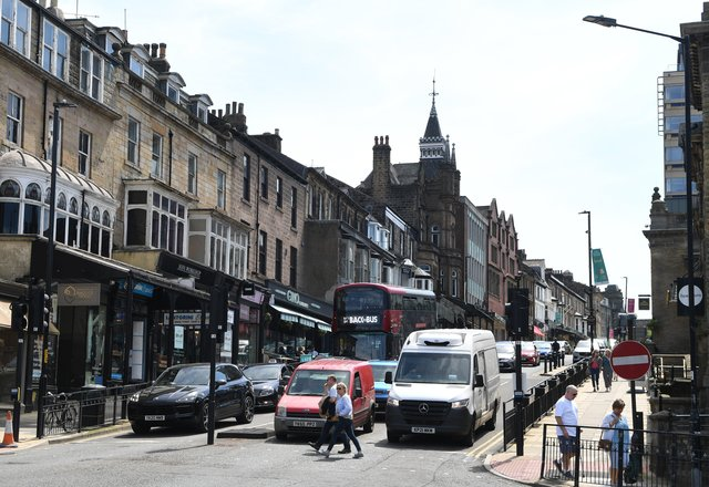 The redevelopment of Harrogate is prompting much debate and discussion.