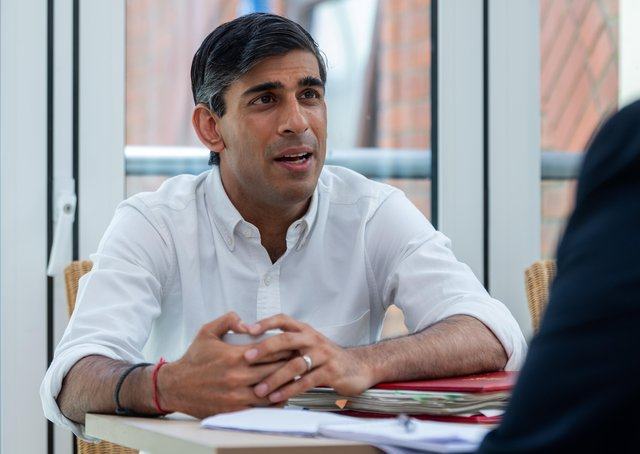 Chancellor Rishi Sunak told The Yorkshire Post last summer that he was motivated to enter politics by a desire to improve education.
