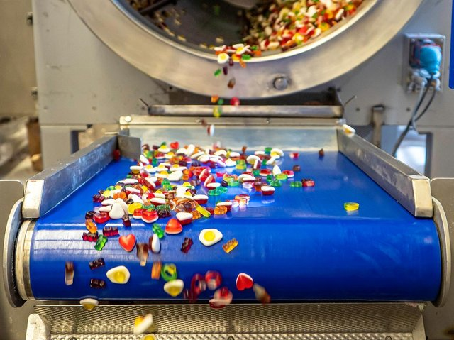 Haribo is investing £22m in its manufacturing site in Castleford.