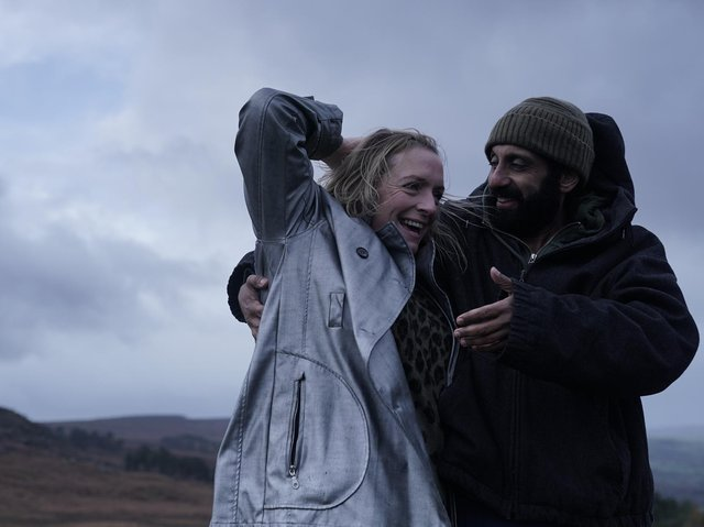 Adeel Akhtar and Claire Rushbrook star in Ali & Ava