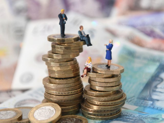 Billions of pounds are lying idle in Child Trust Funds