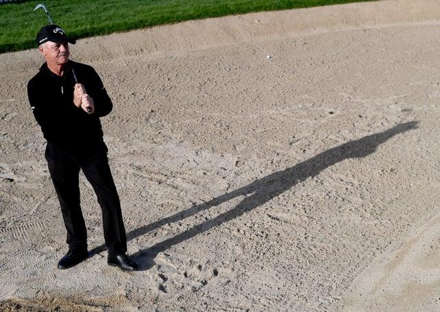 Golf coach Pete Cowen (Picture: Ross Kinnaird/Getty Images)