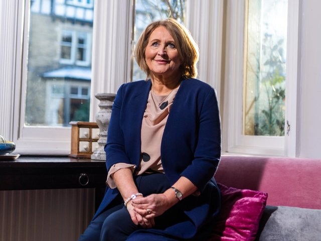 Ilkley's Anne Longfield, children's commissioner for England until earlier this year, is to be made a CBE