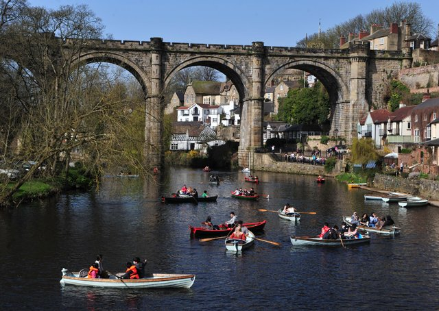 Jayne Dowle would recommend Knaresborough to visitors as the Lonely Planet's latest guide prompts much debate and discussion.