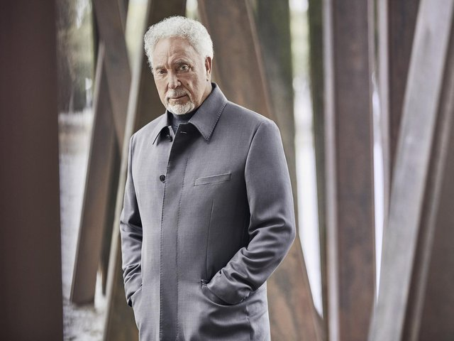 Tom Jones has a new album out now. Picture: PA.