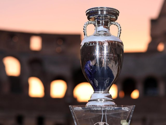 EURO 2020: This year's European Championships will be staged across 11 host cities. Picture: Getty Images.