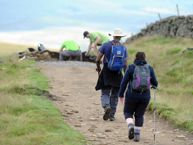 Could you help look after Yorkshire's footpaths and bridleways?