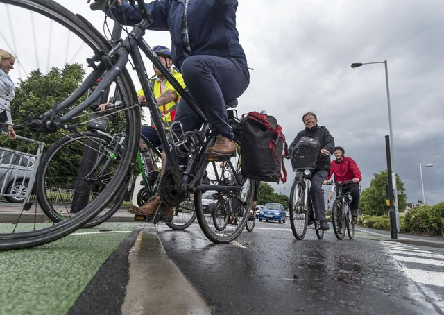 Are more cycle lanes the way forward for Leeds?