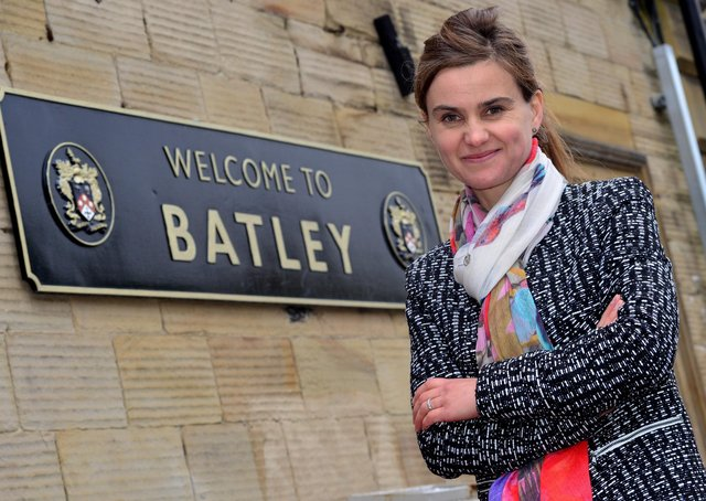 This week marks the fifth anniversary of the murder of the then Batley and Spen MP Jo Cox.