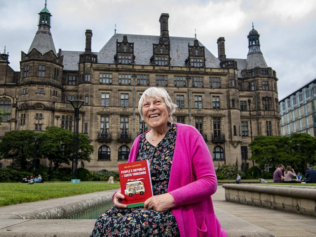 Former MP Helen Jackson has written a new book about her time at Sheffield Council in the 1980s, where she was a central figure in the 'People's Republic of South Yorkshire'. Picture: Tony Johnson.