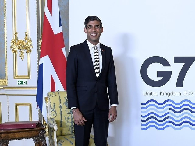 Chancellor of the Exchequer Rishi Sunak. The Government has confirmed it will not heed calls from industry to further extend furlough and other financial support as the Prime Minister announced a delay to his original road map out of restrictions.