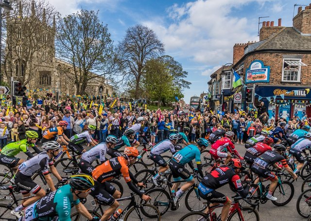 Should the Tour de Yorkshire continue to be subsidised by local councils? Photo: James Hardisty.