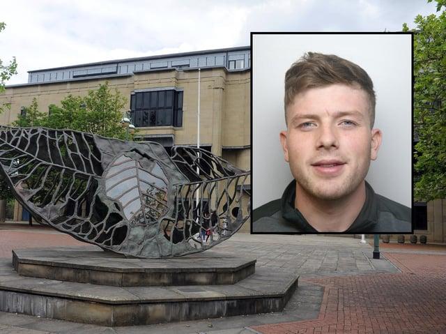 Jarvis Horsman was sentenced at Bradford Crown Court