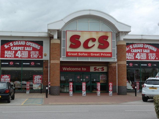 ScS experienced strong order intake growth.