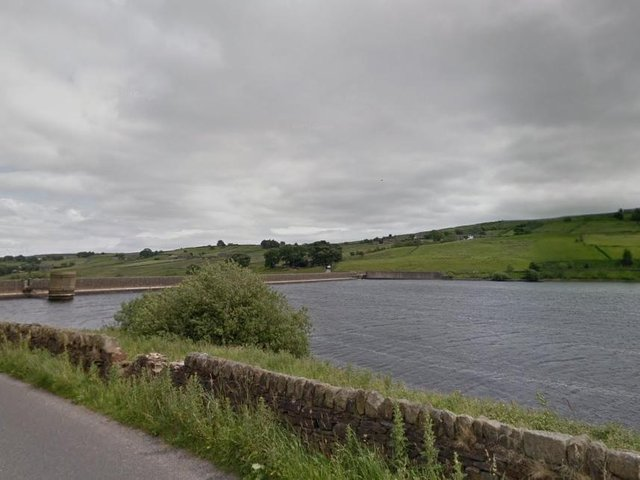 The body of a 27-year-old man was recovered by police at Ponden Reservoir.