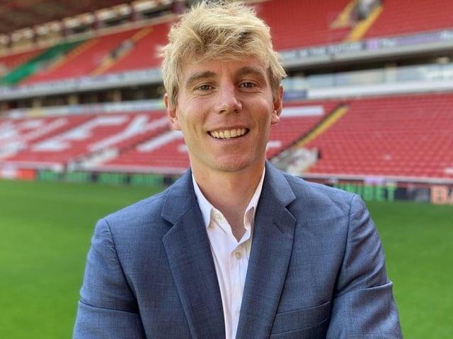 Dane Murphy, chief executive at Barnsley. Picture: Barnsley FC